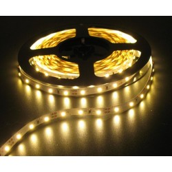 5 mtr LEDSTRIP WWarmwit incl adapter