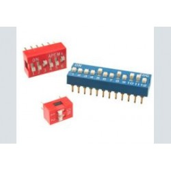 Dip switch      2p.