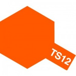Acryl spuitbus plastics orange TS-12 100ml.