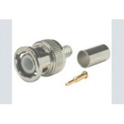Bnc plug krimp 5mm