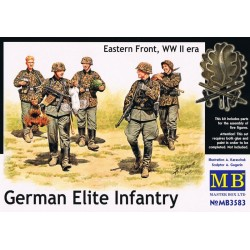 GERMAN ELITE INFANTRY WWII 1/35