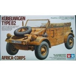 GERMAN KUBELWAGEN TYPE 82 1/35