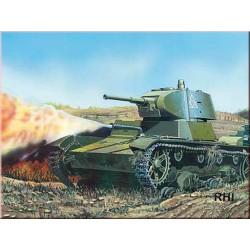 WWII FLAME TANK OT-134/T26-C