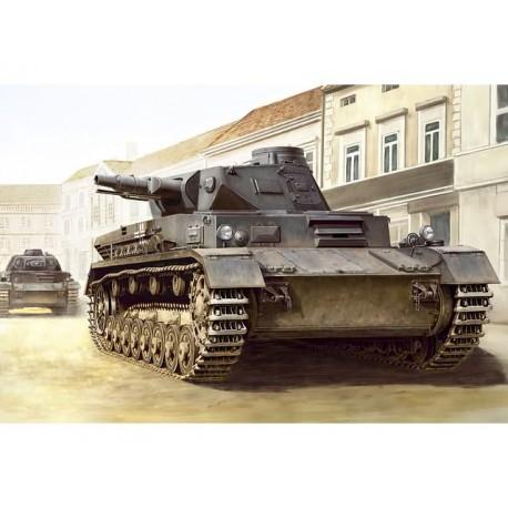 GERMAN PANZERKAMPFWAGEN IV AUSF C 1/35