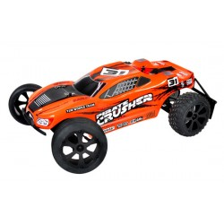 "RTRe 1/10 2wd truggy ""crusher"" 2.4Ghz"