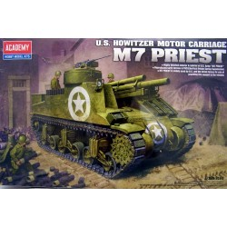 U.S. HOWITZER M7 PRIEST 1/35