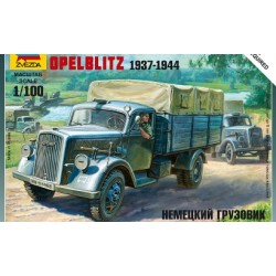 GERMAN OPEL BLITZ 1/100