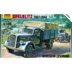 GERMAN OPEL BLITZ 1/100
