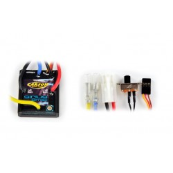No motor limit brushed ESC max 45A 2-3c lipo