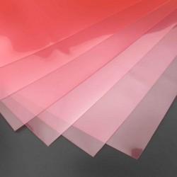 lampfolie rood    122x53cm
