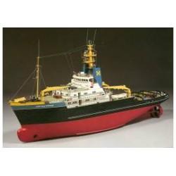 Smit Rotterdam L-90 H-50cm hout