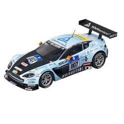 Digitale slotrace auto Aston Martin V12 GT3 1/32