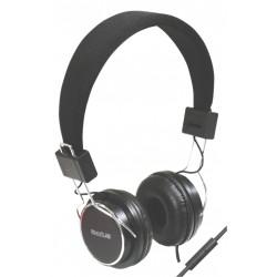 Bel-headset zwart