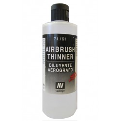 Airbrush thinner 200ml.