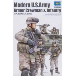 MODERN U.S ARMY CREWMAN 1/35