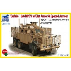 BUFFALO 6X6 MPCV&AMMO 1/35