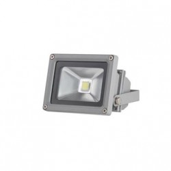10W LED Buitenlamp grijs koud wit