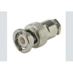 Bnc plug male 50e 2.6mm (rg174)