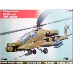 AH-64 APACHE IFOR - BOSNIA 1/72