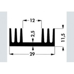Koelelem.sk09 37.5mm 12C/W