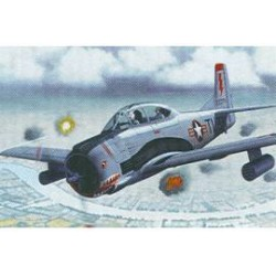 north american t28 troj.  1:72