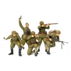 WWII FIG.SET RUS. STURMTR 1/35