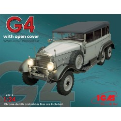 WWII GERMAN G4 1935 OPEN COVER 1/24