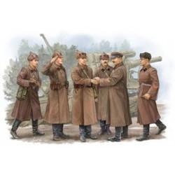 RUSSIAN COMMANDER INSPECT 1/35