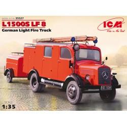 L1500S LF8 GERMAN FIRE TRUCK 1/35