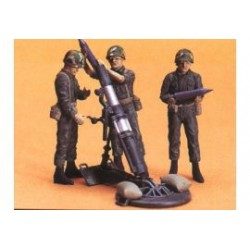 US 107MM MORTAR&CREW 1/35
