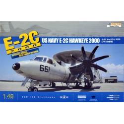 US NAVY E-2C HAWKEYE 2000 1/48