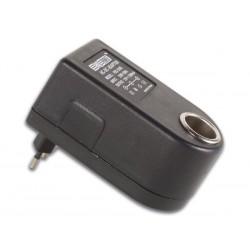 (GSM) lader 220V-12VDC 1000mA