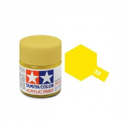 Potje acrylverf X-8 lemon yellow 23c