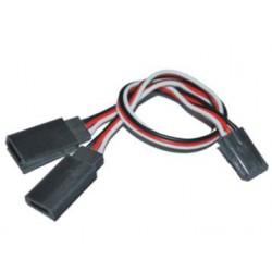 Futaba servo Y-kabel 10cm