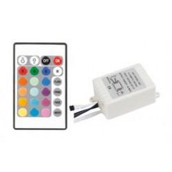 RGB LC 12v ledstrip controler