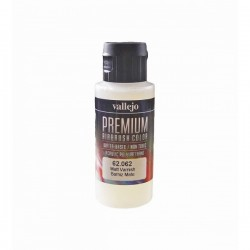 Prenium airbrush matt varnish 60ml.