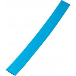 Krimpkous 1/4'' 6,3mm blauw