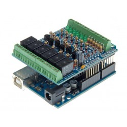 Arduino I/O shield (kit)