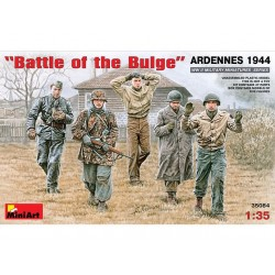 BATTLE OF THE BULGE 1/35