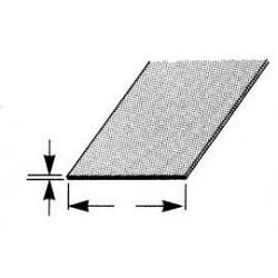 ABS plaat 0,5 mm 18x30.5cm