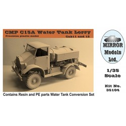 CMP C15A WATER TANK LORRY 1/35