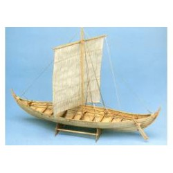 Vikingschip L-78 H-65cm
