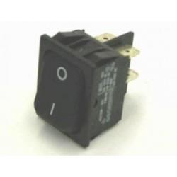 Tuimels 250V10A 2XA/U+OI zwart