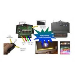 RF RGB ledstrip controller opruiming