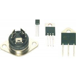 Brx49   thyristor 400V 0.8A
