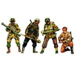 Anti tank team WW II 1/72