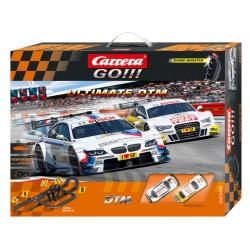 Carrera GO racebaan startset Ultimate DTM 9 mtr.