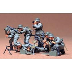 GERMAN MACHINE GUN TROOPS 1/35