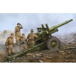 SOVIET ML-20 152MM HOWITZER (WITH M-46 CARRIAGE) 1/35