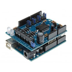 Arduino motor&power shield
